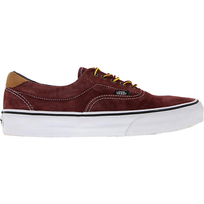 NEU-Vans-Era-59-Herrenschuhe-Sneaker-Rot