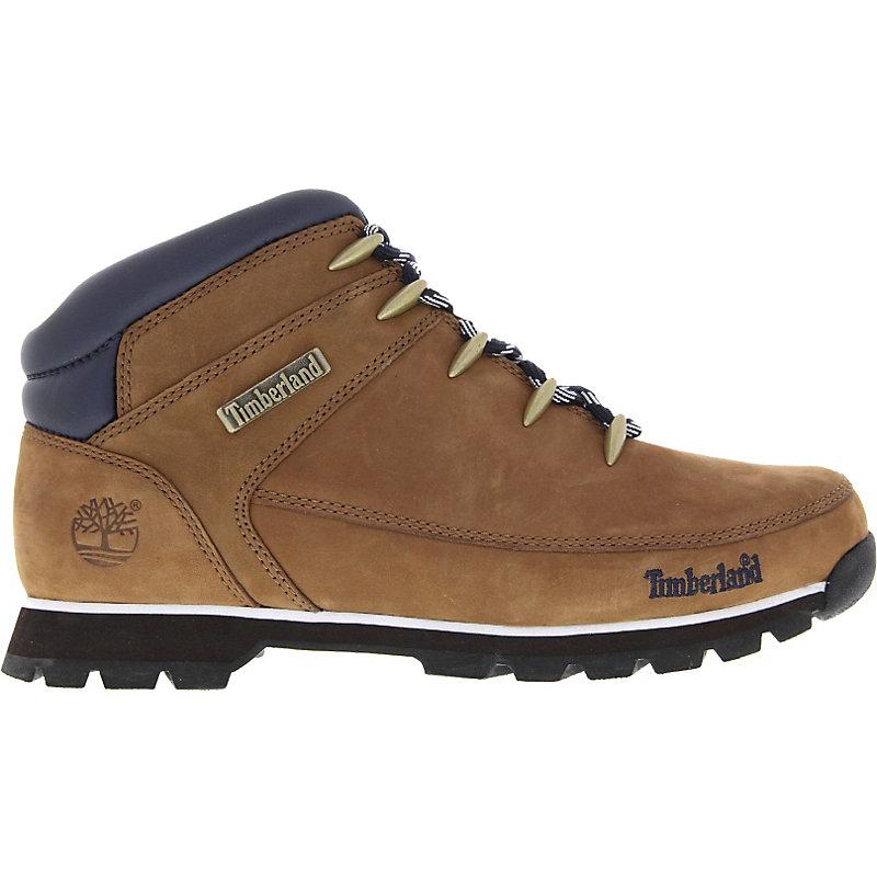 NEU-Timberland-Euro-Sprint-Hiker-Herrenschuhe-Sneaker-Braun