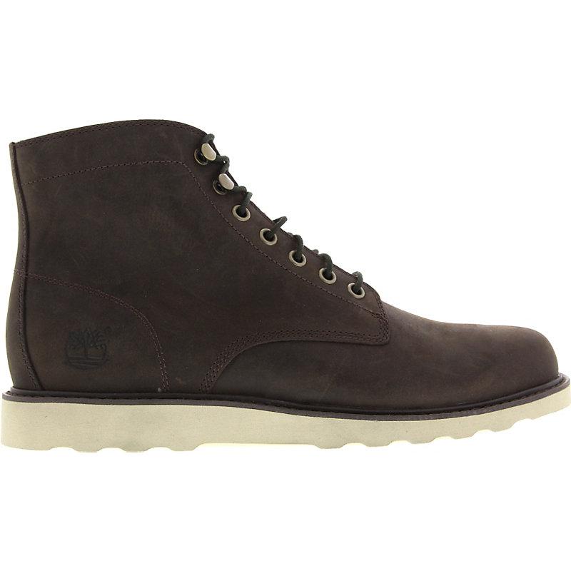 NEU-Timberland-Earthkeepers-Newmarket-Wedge-Boot-Herrenschuhe-Sneaker-Braun