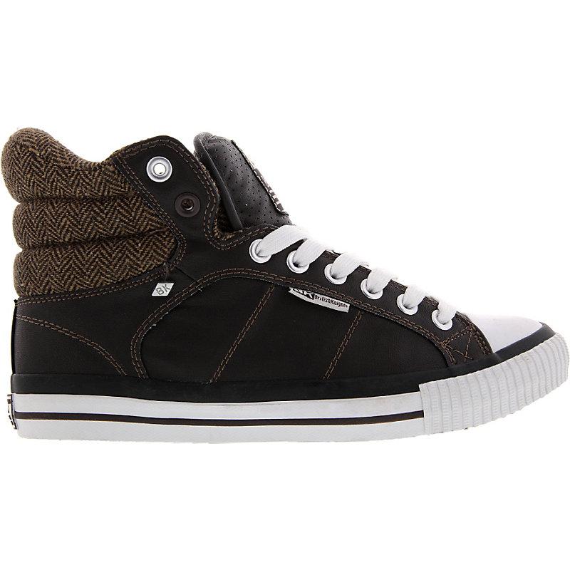 NEU-British-Knights-Atoll-Herren-Damen-Sneaker-Braun