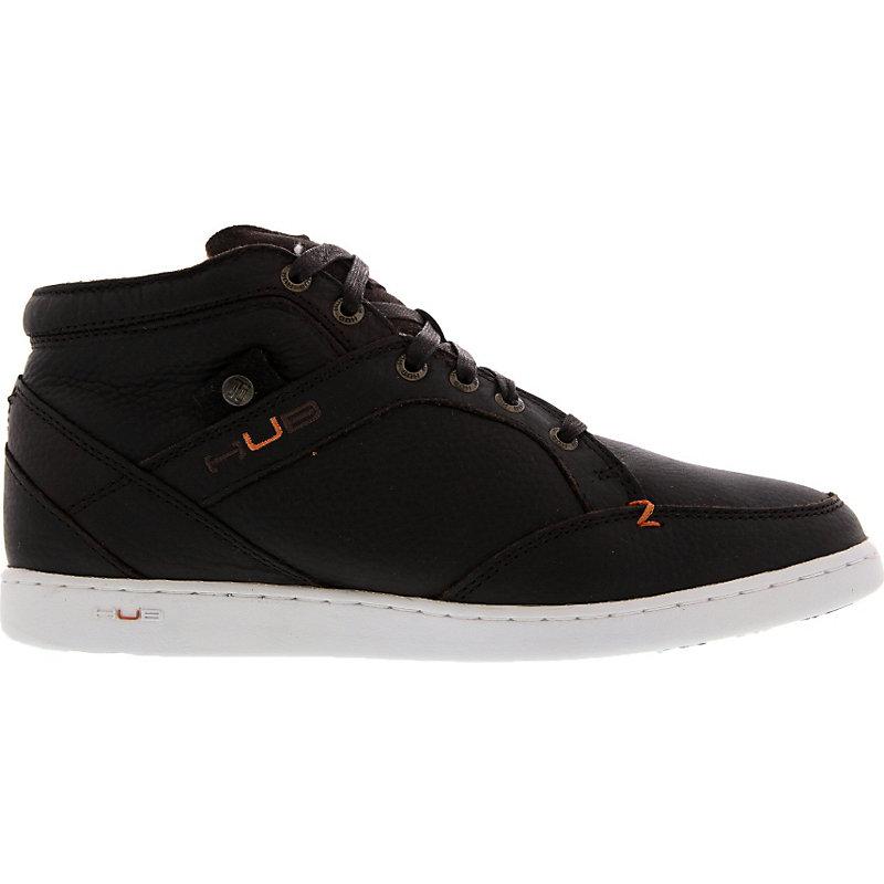 NEU-Hub-Firm-fur-Herrenschuhe-Sneaker-Braun