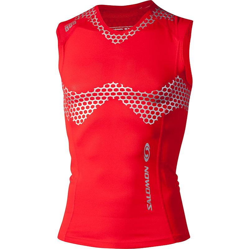 NEU-Salomon-EXO-S-LAB-TANK-Herren-Joggingshirt