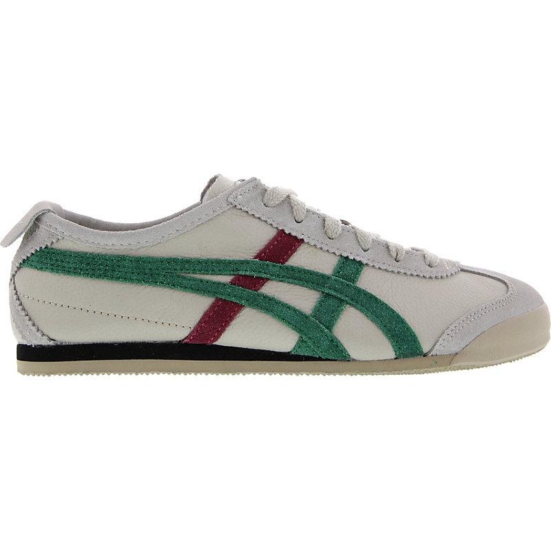 NEU-Onitsuka-Tiger-Mexico-66-VIN-Herren-Damen-Sneaker-Beige
