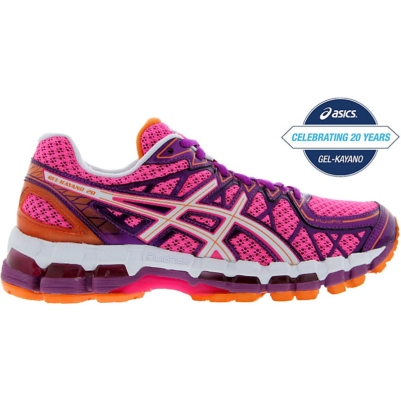 NEU-Asics-Gel-Kayano-20-women-Damen-Joggingschuhe-Pink