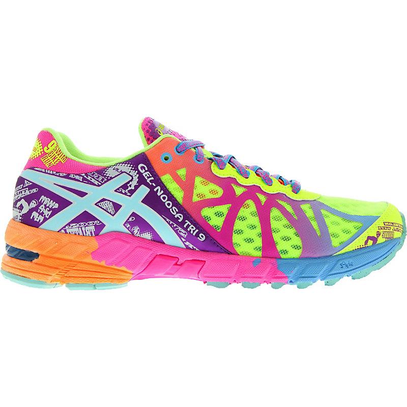 NEU-Asics-Gel-Noosa-Tri-9-Damen-Joggingschuhe-Mehrfarbig