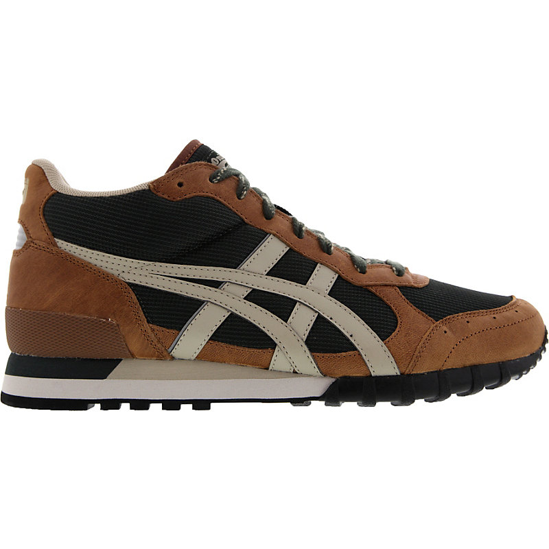NEU-Onitsuka-Tiger-Colorado-Eighty-Five-Mid-Herrenschuhe-Sneaker-Braun