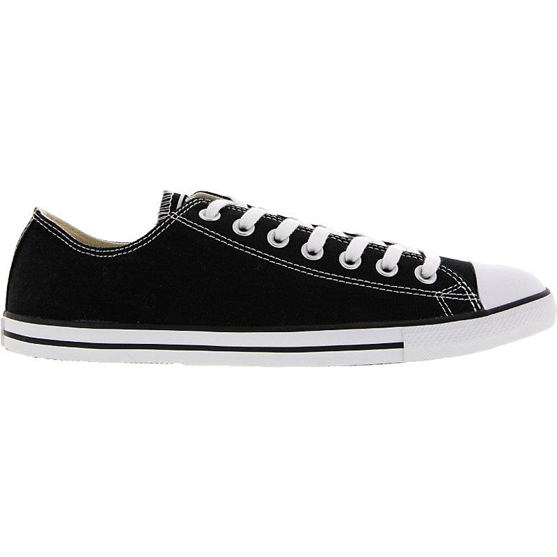 NEU-Converse-Chuck-Taylor-All-Star-Lean-Herrenschuhe-Sneaker-Schwarz