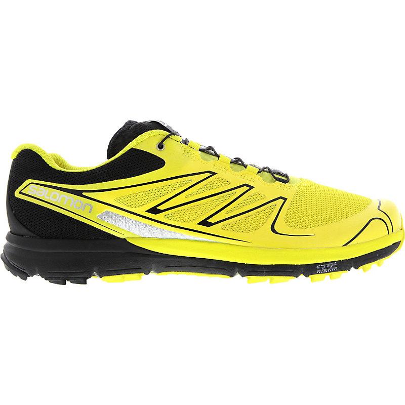 NEU-Salomon-Sense-Pro-Herren-Joggingschuhe-Gelb