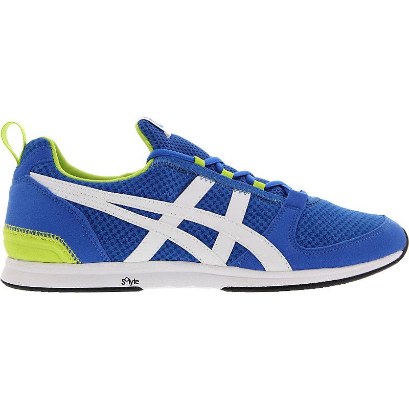 NEU-Onitsuka-Tiger-Ult-Racer-Herrenschuhe-Sneaker-Blau